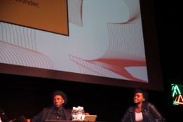 Janelle Monae and The Electric Lady panel