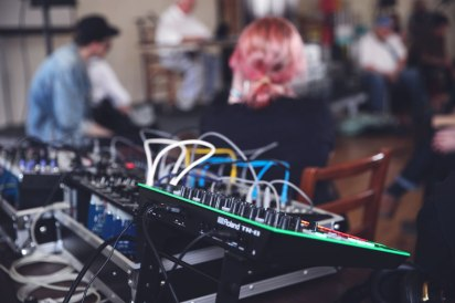 Wires at The Modular Marketplace