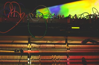 Dan Deacon's durational performance