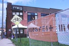 Inside the Moog Factory