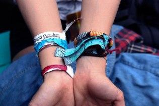 Tiffany's festival wrists
