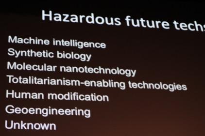 Nick Bostrom, keynote speaker