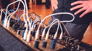 Make Noise patching contemplation