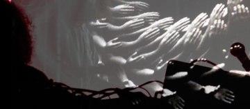 Strangeloop visuals at The Gaslamp Killer