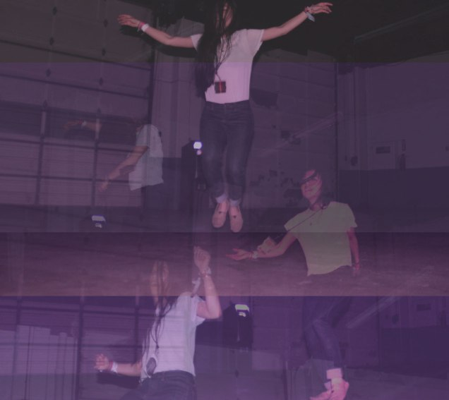Tiffany ballet/hip hop dancing