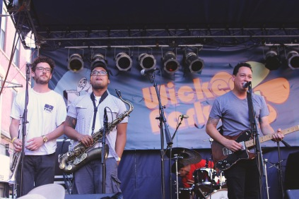 The O'My's Wicker Park Fest 2015