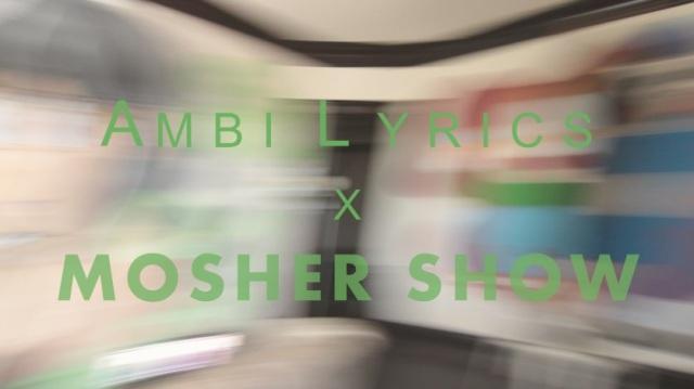 AmbILyrics X Mosher Show blur Nosferatune Video Street Art Chicago Graffiti